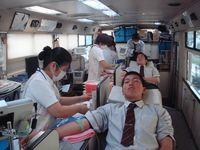 学校献血④10.1.28